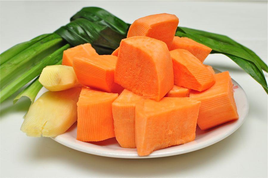 Chinese Sweet Potato Soup |